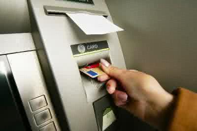 Банкомат, платежный автомат