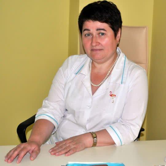 Ефремова Ирина Викторовна – медсестра.