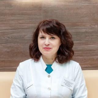 Глухова Светлана Евгеньевна