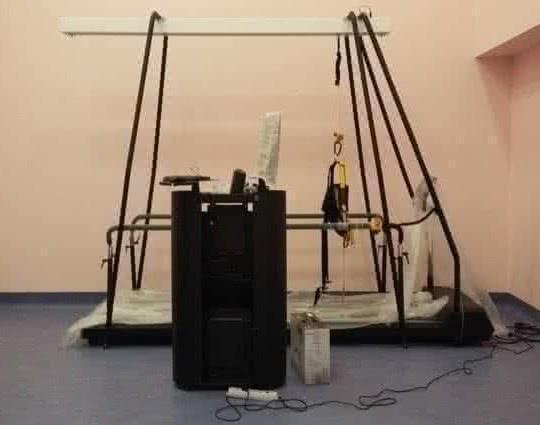 Комплекс роботизированных реабилитационных тренажеров с функцией обратной биологической связи