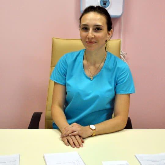 Мишина Алена Александровна – медсестра.