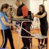 Новые технологии реабилитации работизированый экзоскилет (ExoAtlet)