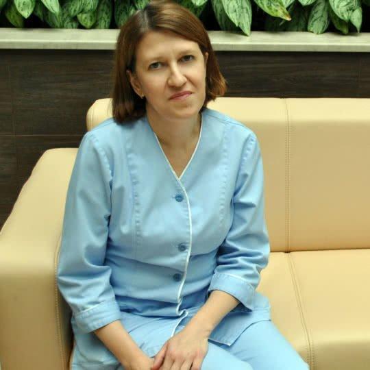Олексин Елена Анатольевна – медсестра.