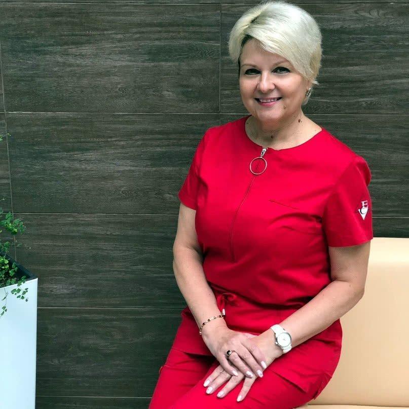 Разживина Ольга Константиновна – процедурная медсестра