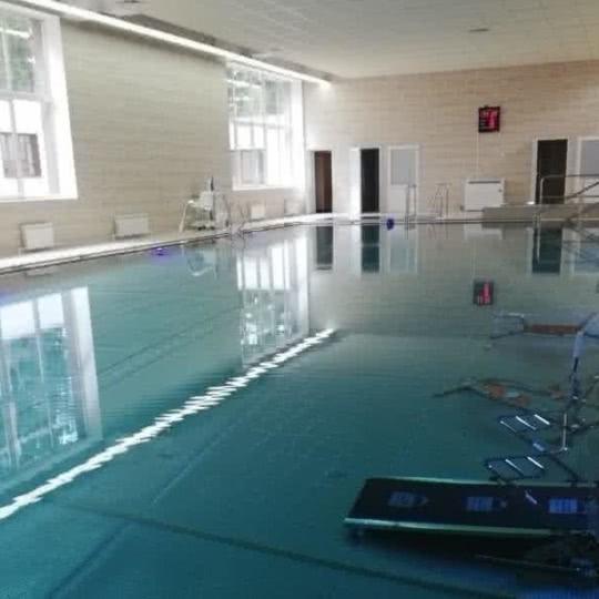 реабилитационный бассейн