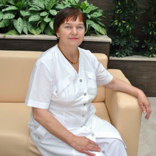 Ушкевич Елена Валентиновна – медсестра по массажу.