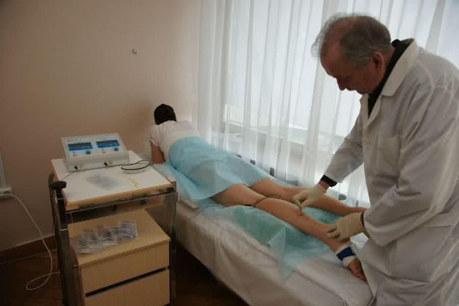 Кабинет лечения болевых синдромов