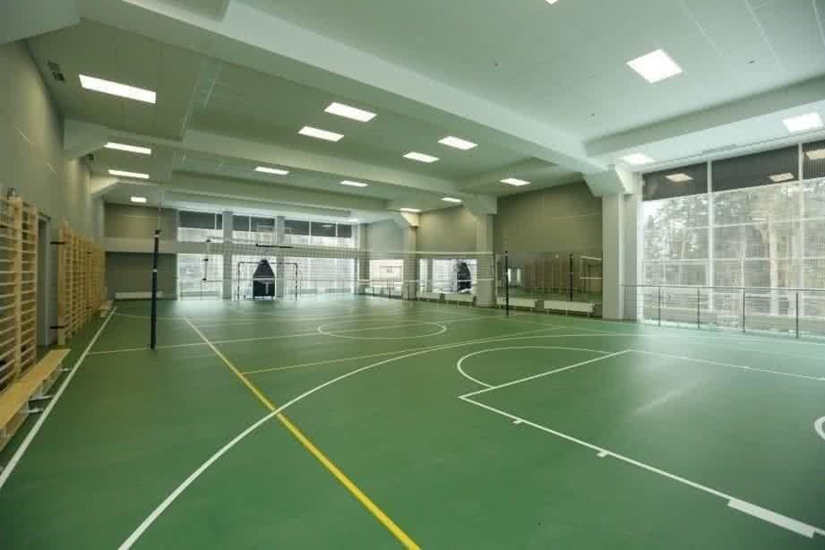 Зал групповых занятий ЛФК, игровой реабилитации